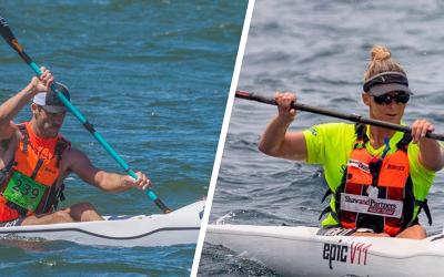 KIEFFER AND CLARKE WIN NEW ZEALAND VIRTUAL CHAMPIONSHIPS