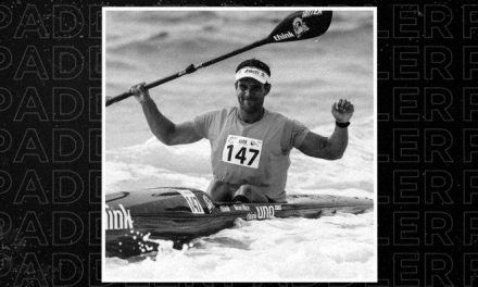 THE PADDLER'S POD: EPISODE 1 with SEAN RICE