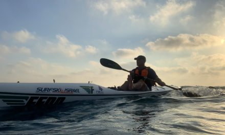 ADAPTIVE PADDLING PROGRAM INTRODUCING SURFSKI TO VETERANS