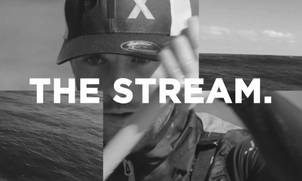 NEW TO THE PADDLER: THE STREAM