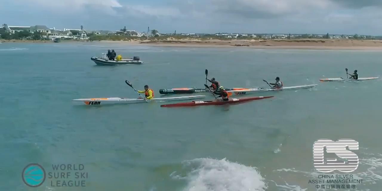 HANK McGREGOR WINS 2020 SOUTH AFRICAN SURFSKI CHAMPIONSHIPS