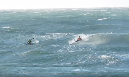 INCREDIBLE DOWNWIND CONDITIONS IN WASHINGTON STATE