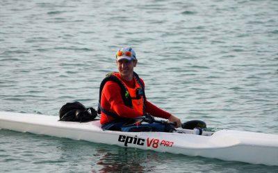 INSPIRATIONAL SURFSKI PADDLER SET FOR ASTONISHING NEW CHALLENGE