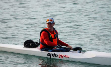 INSPIRATIONAL SURFSKI PADDLER SET FOR ASTONISHING NEW CHALLENGE