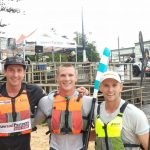 COLLINS & McKENZIE CLAIM BRIDGE TO BEACH VICTORIES