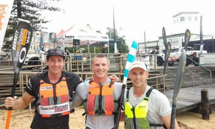COLLINS & McKENZIE CLAIM BRIDGE TO BEACH VICTORIES