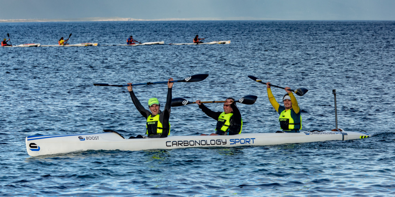 BROTHERS UNITE TO DEFY DISABILITY IN SURFSKI FIRST
