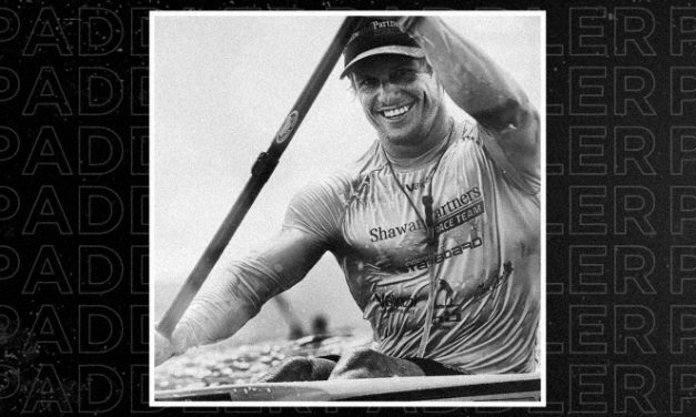 THE PADDLER'S POD: EPISODE 10 with MICHAEL BOOTH
