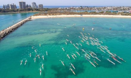 RACING TO HELLS GATES IN HEAVEN ON EARTH: AUSTRALIAN PADDLING'S NEWEST CHALLENGE