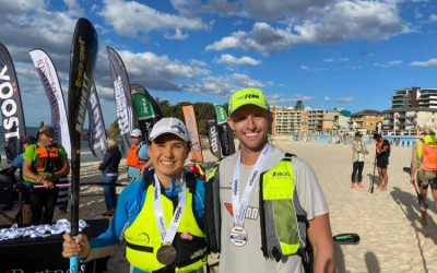 NORTON AND SMITH CLAIM BREAKTHROUGH WINS AT FORSTER OCEAN CLASSIC