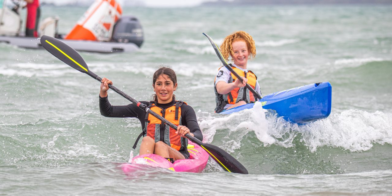 PLANS UNDERWAY TO EXPAND NEW ZEALAND'S BEGINNERS PADDLING PROGRAM