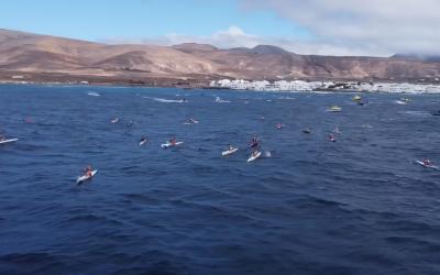 NOTTEN & BURN CLAIM 2021 ICF OCEAN RACING WORLD CHAMPIONSHIPS