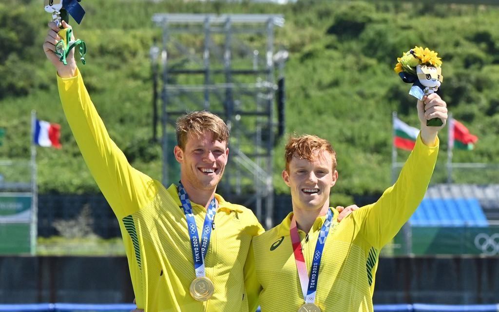 HOW SURFSKI HAS SHAPED AUSTRALIA'S PROLONGED OLYMPIC SUCCESS